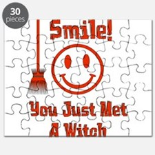 Witch Smile Puzzle