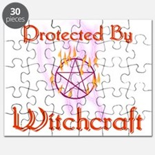 Protected By Witchcraft Puzzle