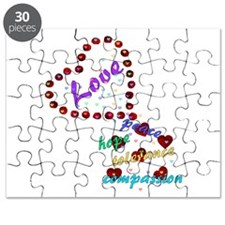 Seeds of Love Puzzle