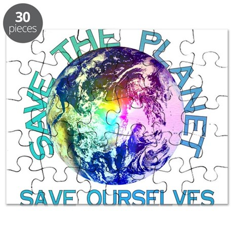 Save The Planet Puzzle