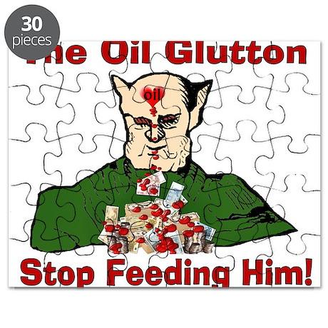Oil Glutton Puzzle
