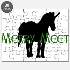 Merry Meet Spirit Unicorn Puzzle