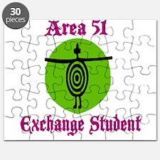 Area 51 Exchange Student Puzzle
