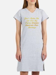 Flying Monkeys Women's Nightshirt