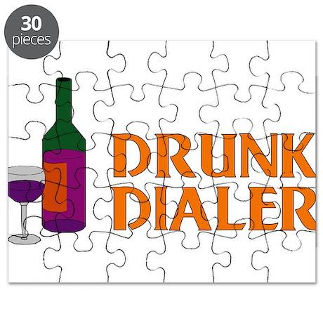 Drunk Dialer Puzzle