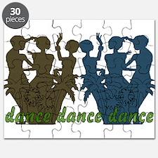 Dance Dance Dance Puzzle