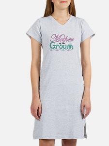 Mother of the Groom Women's Nightshirt