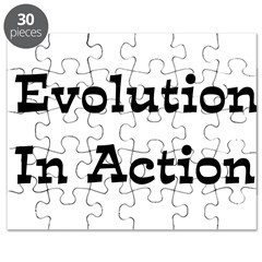 Evolution In Action Puzzle