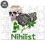 Nihilist Skull Puzzle
