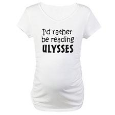 Reading Ulysses Shirt