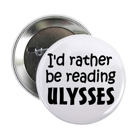 "Reading Ulysses 2.25"" Button (10 pack)"