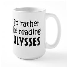 Reading Ulysses Mug