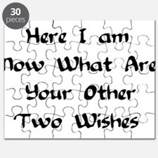 Here I Am Now What Are Your O Puzzle