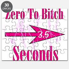 Zero To Bitch Puzzle