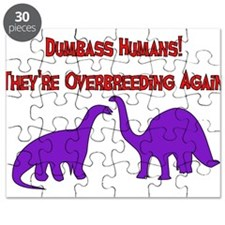 Overbreeding Dinosaurs Puzzle