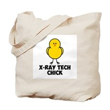 X-Ray Tech Chick Tote Bag