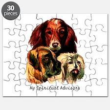 Doggie Philosophers Puzzle