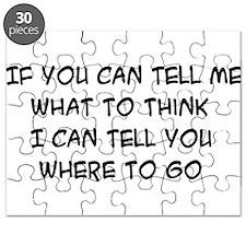 Free Thinker Puzzle