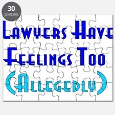 Anti-Lawyer Humor Puzzle