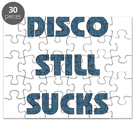 Disco Still Sucks Puzzle