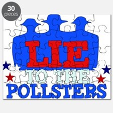 Lie To Pollsters Puzzle
