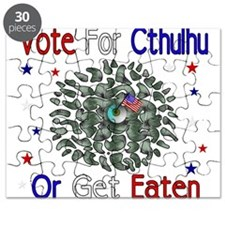 Vote For Cthulhu Puzzle