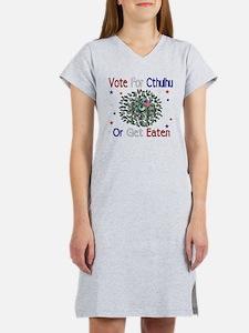 Vote For Cthulhu Women's Nightshirt