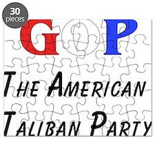 GOP American Taliban Puzzle