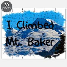 I Climbed Mt. Baker Puzzle