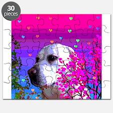 Golden Labrador Retrievers Puzzle