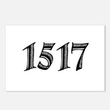 1517 Postcards (Package of 8)