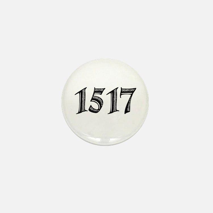 1517 Mini Button (10 pack)