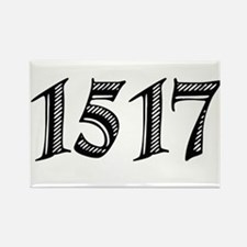 1517 Rectangle Magnet