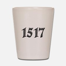 1517 Shot Glass