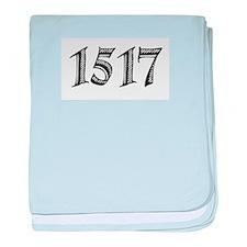 1517 baby blanket