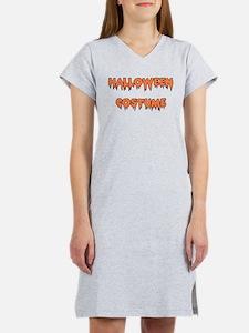 Halloween Costume Women's Nightshirt