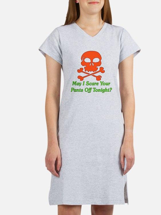 Halloween Pickup Line Women's Nightshirt