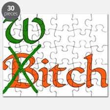 Bitch Witch Puzzle