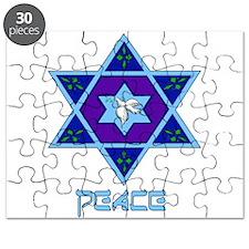 Peace For Hanukkah Puzzle