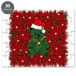 Christmas Bear Puzzle