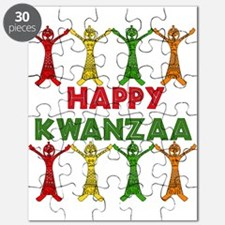 African Dancers Puzzle
