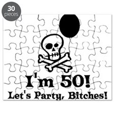 50th Birthday Party Puzzle