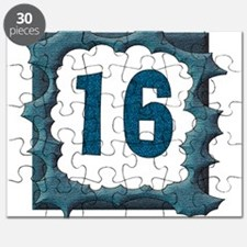 16th Birthday T-Shirts Puzzle