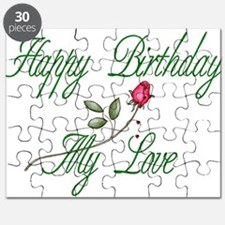 Lover Birthday Puzzle