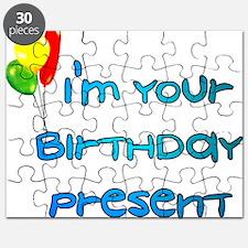 I'm Your Birthday Present Puzzle