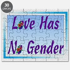 Unique Gay marriage Puzzle