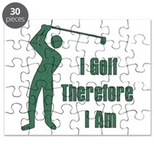 Gift for Golfing Dad Puzzle