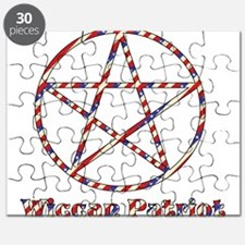 Wiccan Patriot Puzzle