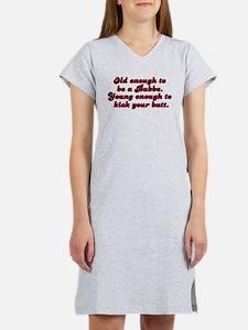 Young Enough Bubbe Women's Nightshirt