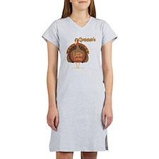 Grammie's Little Turkey Women's Nightshirt